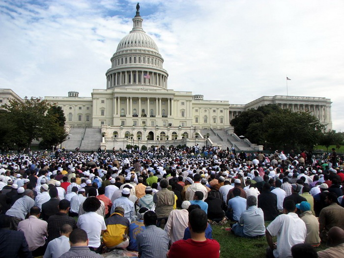 2017 04 Muslims US Capitol